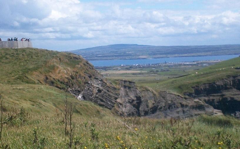 Falaises Cliffs of Moher : les falaises les plus visitées d'Irlande