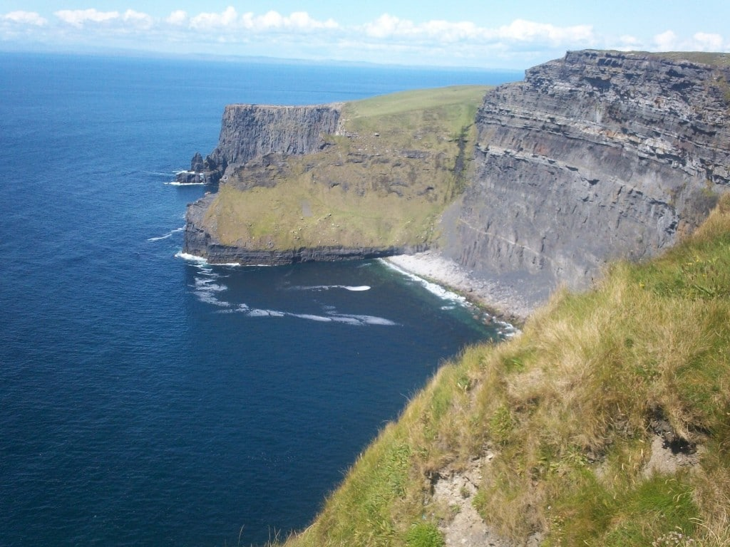 Cliffs of Moher, Comté de Clare, Irlande, falaises cliffs of moher