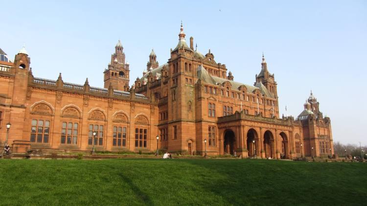 Kelvingrove museum, Glasgow,  Musées gratuits au Royaume-Uni et en Irlande