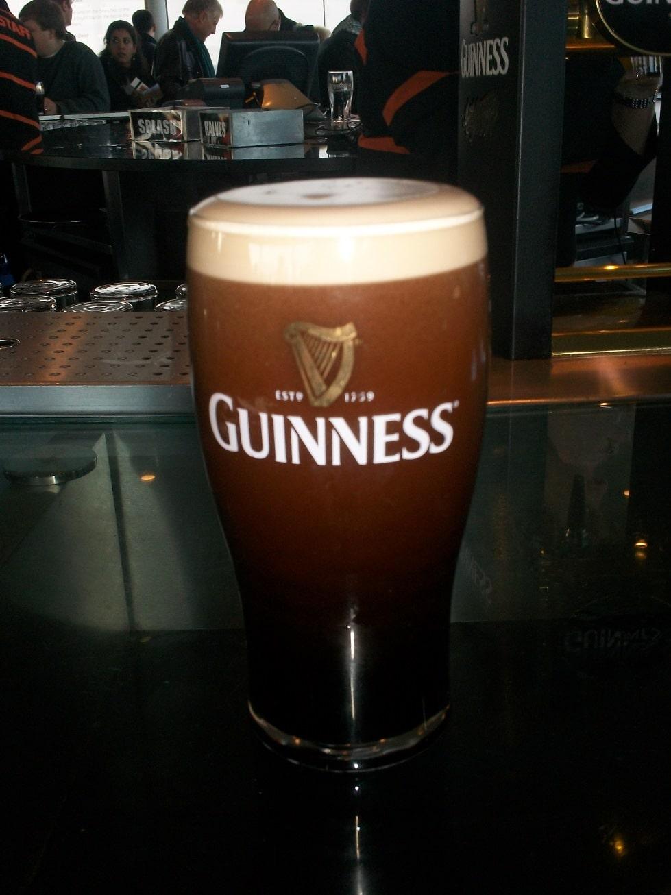 Guinness, Irlande