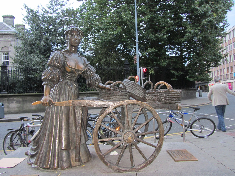 Molly-Malone-Dublin, Le tourisme en Irlande : quelques statistiques