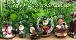 Mes Leprechauns d'Irlande  © Escapades Celtiques