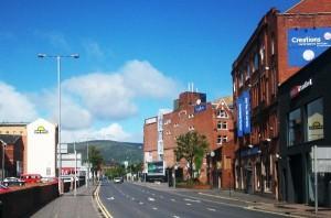 Belfast, capitale de l'Irlande du Nord