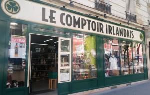 Comptoir irlandais - Epiceries irlandaises et britanniques sur Paris
