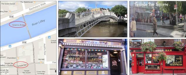 Dublin en Irlande, © Escapades Celtiques