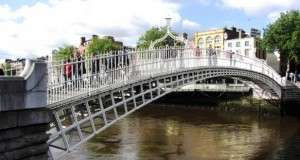 Ha'penny Bridge © Escapades Celtiques
