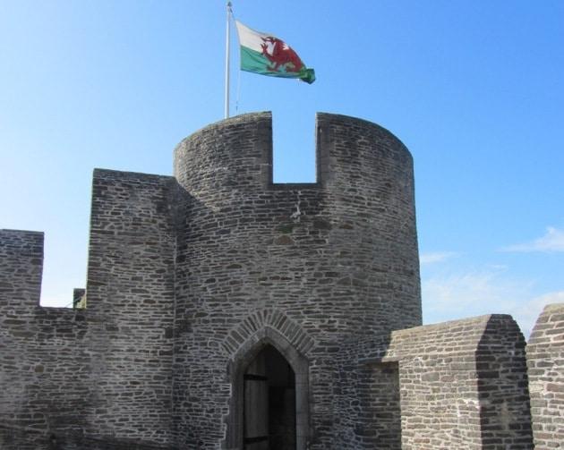 Inner East GateHouse, Château de Caerphilly, ©Escapades Celtiques