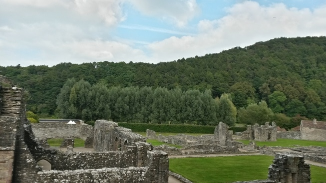 Abbaye Tintern 3