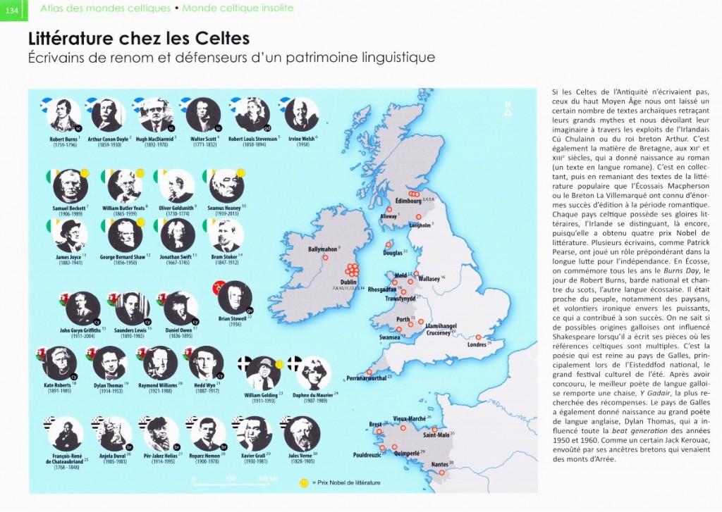 Atlas des mondes celtiques