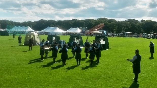 highland games Ecosse