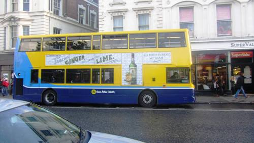 Photo de Les transports en Irlande