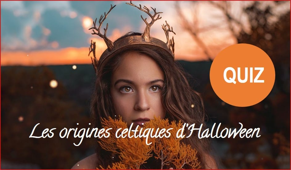 QUIZ halloween origine celtique
