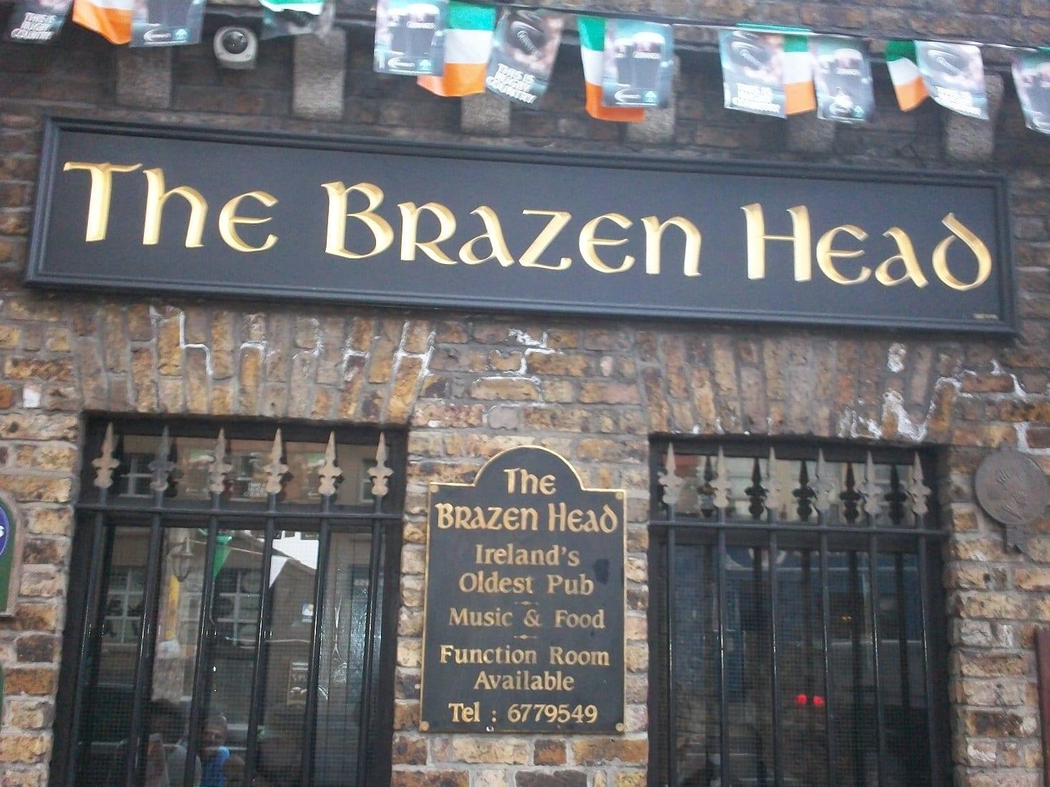 The Brazen Head, le plus ancien pub d'Irlande ? - Escapades