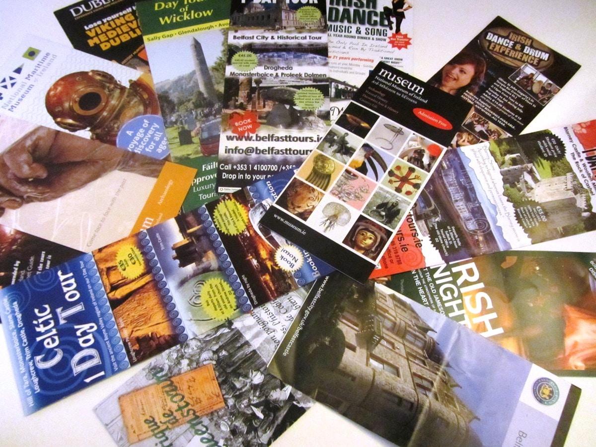 excursions en Irlande souvenirs d'Irlande