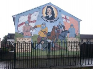 Belfast, capitale de l'Irlande du Nord,