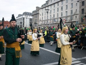 Saint Patrick, ecosse et irlande