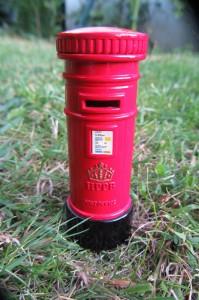 Histoire du timbre et de la carte de vœux