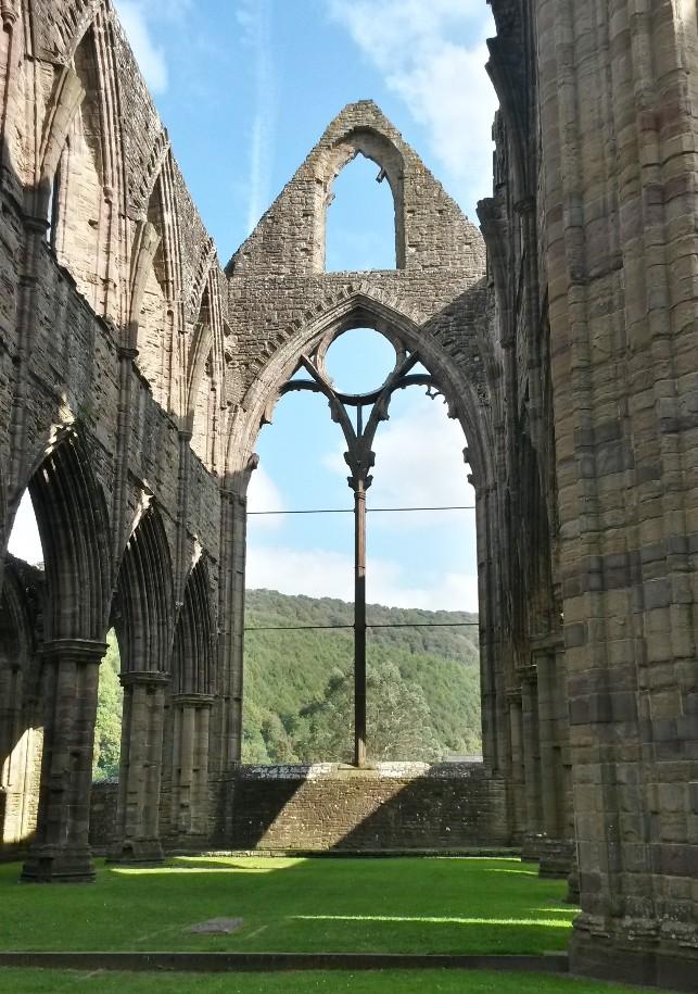 Abbaye Tintern 1