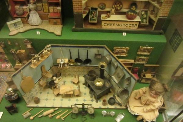 musée enfance à edimbourg.