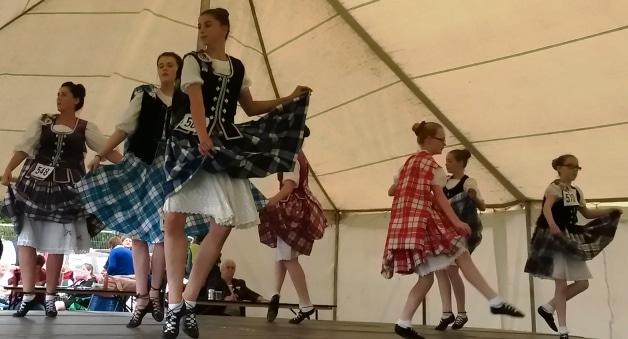 danse écossaise