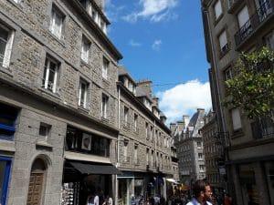 Centre ville de Saint-Malo