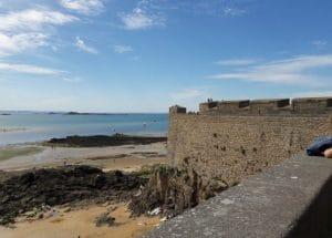 Remparts de Saint-Malo © Escapades Celtiques