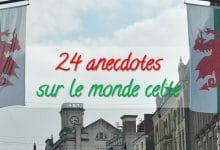 Photo de Le monde celte en 24 anecdotes