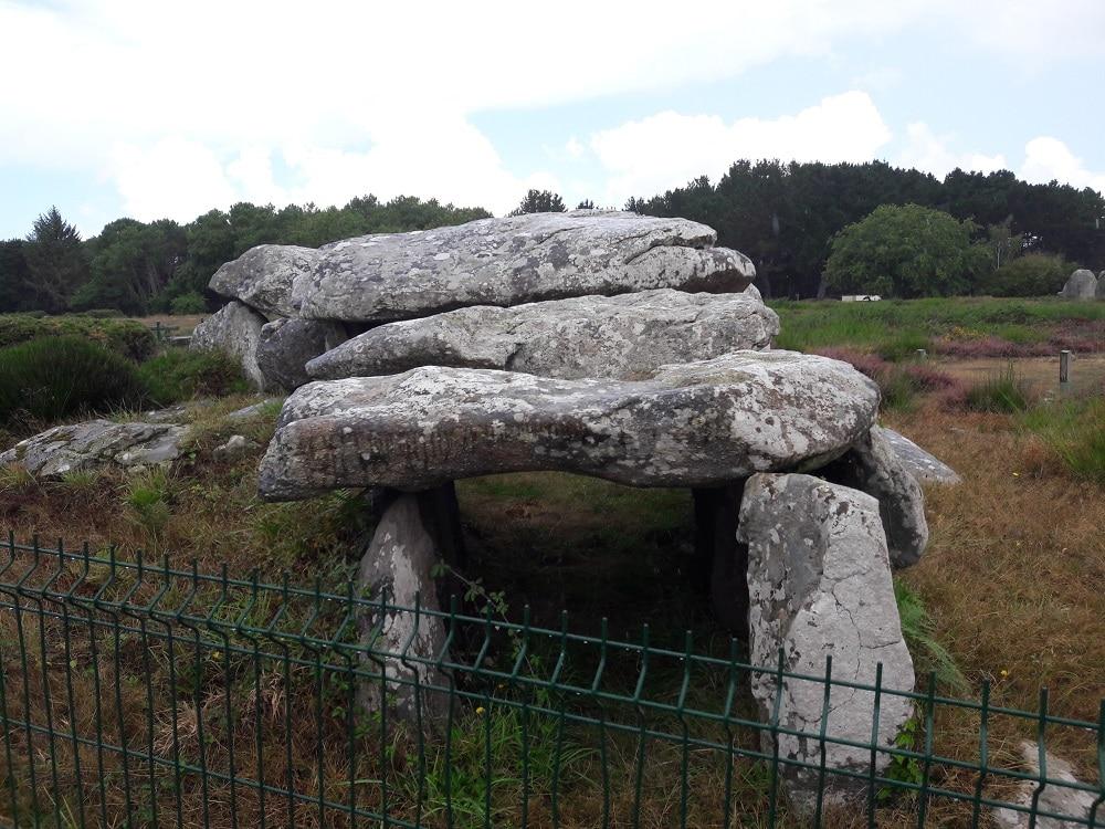 Carnac, alignements de Kermario Bretagne © Escapades Celtiques